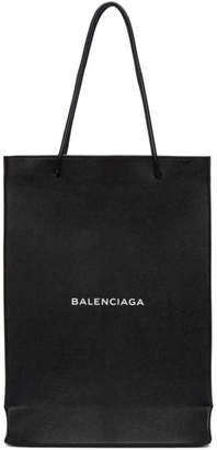 Balenciaga Black Medium Shopping Tote