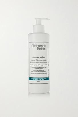Christophe Robin Purifying Shampoo With Jujube Bark Extract, 400ml - one size