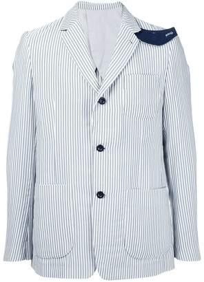 Sacai Hickory stripe jacket