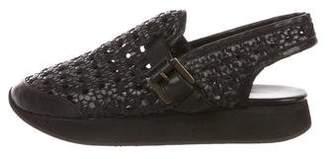 Rachel Comey Woven Slingback Sandals