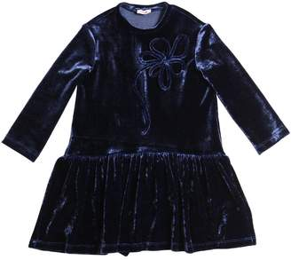 Il Gufo Velvet Dress