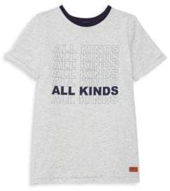 7 For All Mankind Little Boy's& Boy's All Kinds Tee