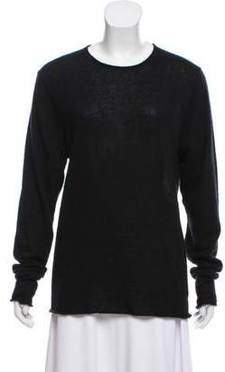 Zadig & Voltaire Long Sleeve Cashmere Sweater