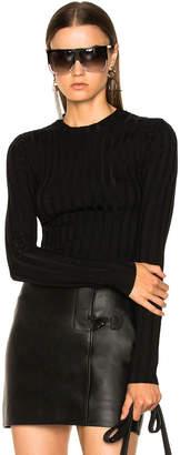 Acne Studios Carina Knit Top