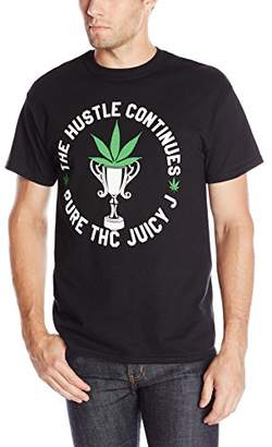 FEA Men's Juicy J Pure Thc Hustle T-Shirt