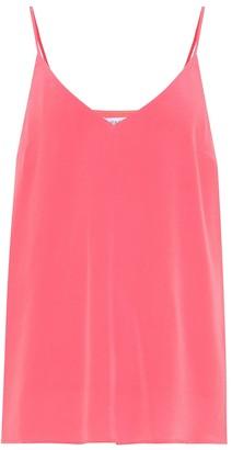Racil Bettina washed-silk camisole