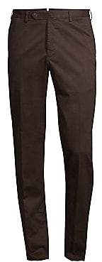 Incotex Men's Micky Slim-Fit Trousers
