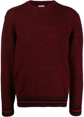 Woolrich relaxed-fit crew neck jumper