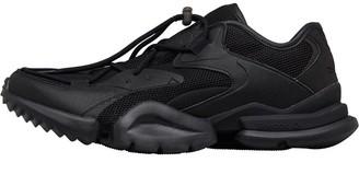 Run_R 96 Neutral Running Shoes Black/Fierce Gold