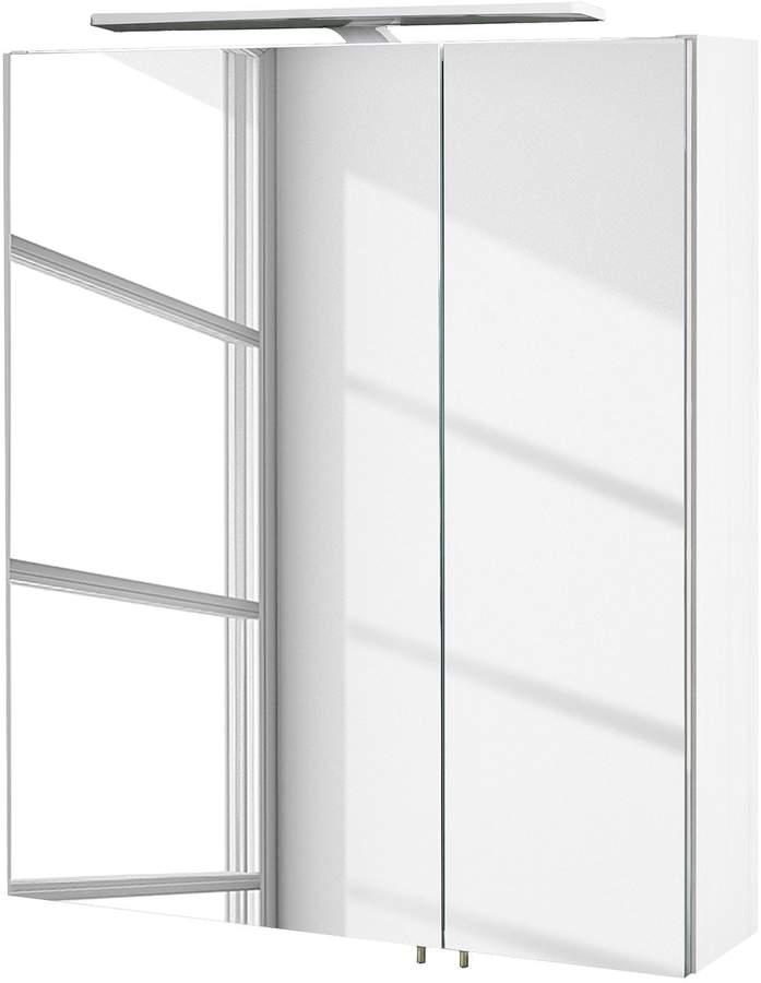 Schildmeyer EEK A+, Spiegelschrank Genf III (inkl. Beleuchtung)