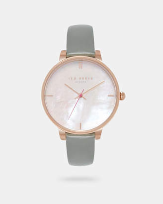 Ted Baker KESENIA Pearl face watch