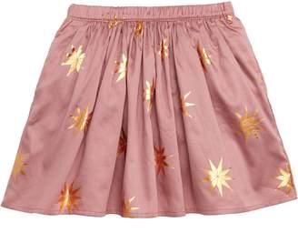 Tea Collection Star Pattern Skirt