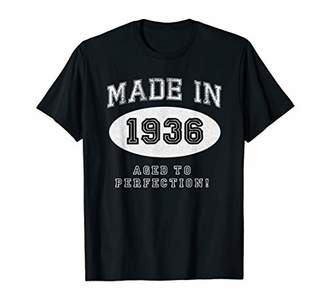 1936 Birthday Gift - Vintage 1936 Birthday T Shirt