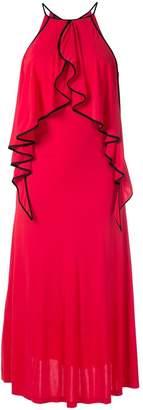 Tufi Duek ruffled gown