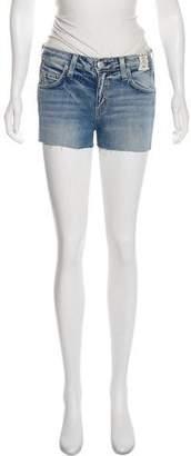 Amo Denim Mini Shorts