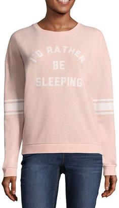 Fifth Sun I'd Rather Be Sleeping Sweatshirt - Junior