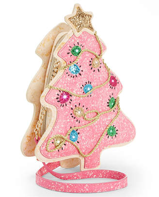 Betsey Johnson Light-Up One Smart Cookie Small Crossbody