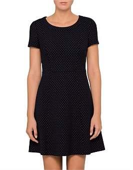 BOSS ORANGE Ammy1 10199345 01 Skater Dress
