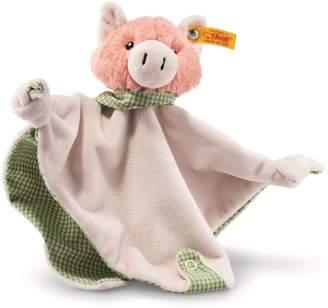 Steiff Piggilee Pig Comforter With Rattle (25cm)