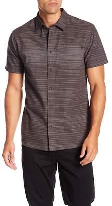 O'Neill Hound Short Sleeve Print Modern Fit Shirt