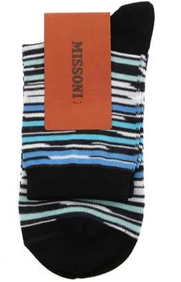 Missoni Striped Socks