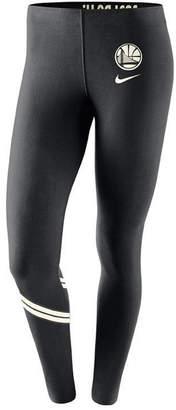 Nike Women Golden State Warriors Leg-a-See Tights