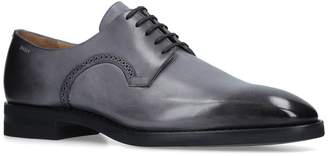 Bally Leather Scrivani Derby Shoes