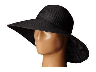 San Diego Hat Company MXL1017 Round Crown Floppy with Braided Self Tie