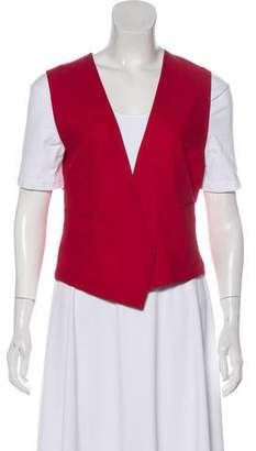 Sonia Rykiel Open Front Lightweight Vest
