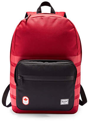 Herschel CANADIAN OLYMPIC TEAM COLLECTION X Pop Quiz Backpack