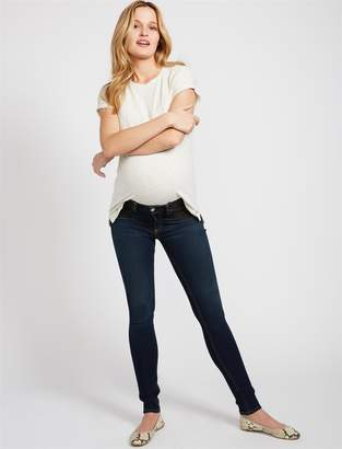 Rag & Bone Pea Collection Dark Skinny Maternity Jeans