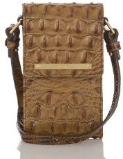 Brahmin Universal Crossbody Toasted Almond Melbourne