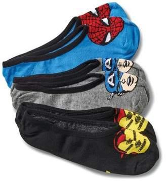Vans x Marvel Heads Canoodles Sock 3 Pair Pack