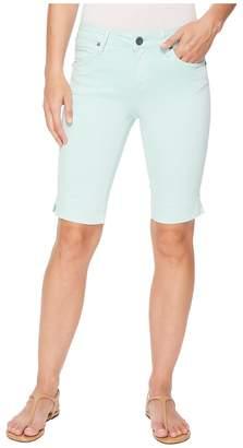 KUT from the Kloth Natalie Bermuda in Brook Green Women's Shorts