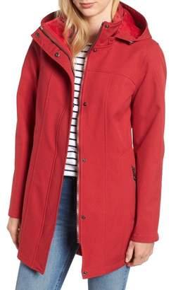 Kristen Blake Hooded Soft Shell Jacket (Regular & Petite)