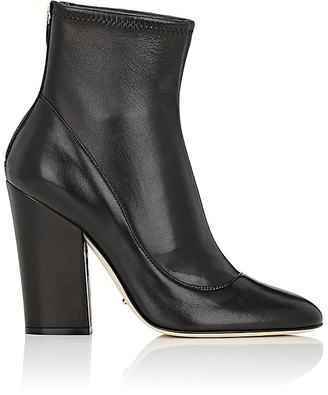 Women's Virginia Leather Ankle Boots
