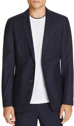 Theory Simons Sateen Unlined Slim Fit Sport Coat - 100% Exclusive $545 thestylecure.com