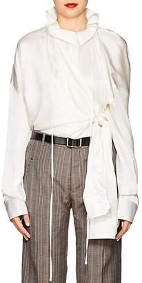 Y/Project Women's 4-Sleeve Silk Blouse