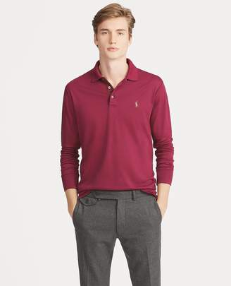 Ralph Lauren Classic Fit Long-Sleeve Polo
