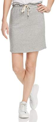 Splendid Bayside Active Ruffled Mini Skirt