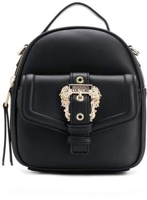 Versace buckle-detail mini-backpack
