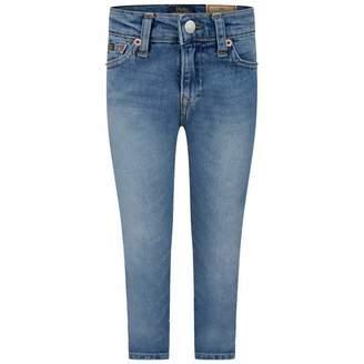 Ralph Lauren Ralph LaurenBoys Blue Denim Sullivan Jeans