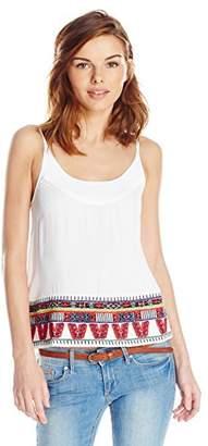 Eleven Paris Women's Nektus Embellished Cami Top $18 thestylecure.com