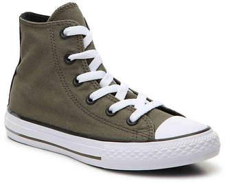 Converse Chuck Taylor All Star Seasonal Toddler High-Top Sneaker - Boy's
