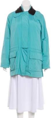 Loro Piana Layered Short Coat