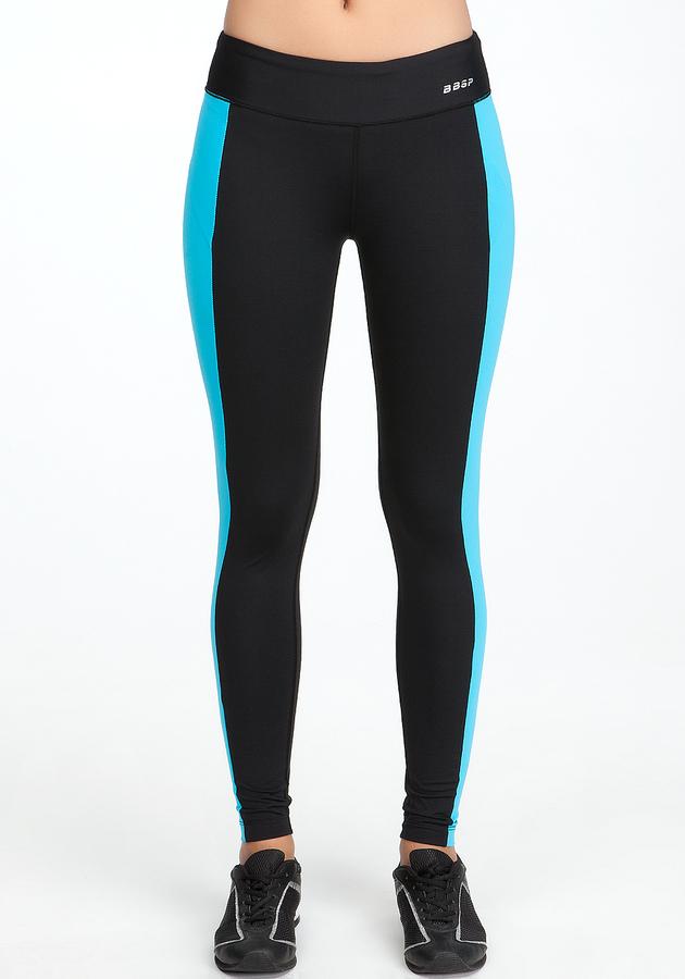 Bebe Colorblock Leggings SPORT