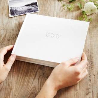 The White Company Small Photo Album