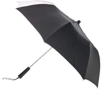 Chanel Umbrella and Umbrella Case Black Umbrella and Umbrella Case