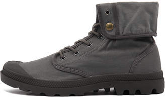 Palladium Baggy army French metal-fr Boots Mens Shoes Casual Ankle Boots