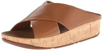 FitFlop Women's KYS Leather Dress Sandal